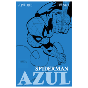 100% Marvel. Spiderman Azul