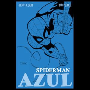 100% Marvel. Spiderman Azul