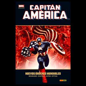 Marvel Deluxe. Capitán América: Nuevo Órdenes Mundiales