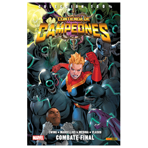 100% Marvel. Contienda de Campeones: Final Fight