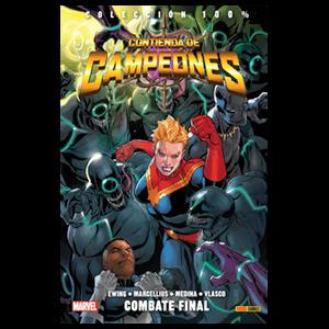 100% Marvel. Contienda de Campeones: Final Fight
