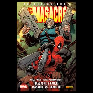 100% Marvel. Las Minis de Masacre nº 8