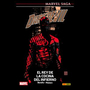 Marvel Saga. Daredevil: El Rey de la Cocina del Infierno