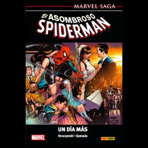 Marvel SAGA. El Asombroso Spiderman: Un Día Más