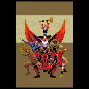 Masacre y los Mercenarios nº 4