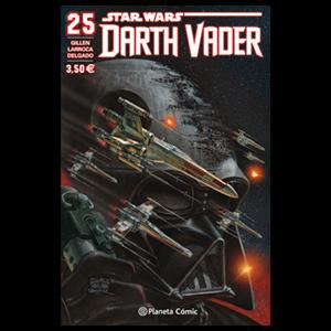 Comic Star Wars: Vader nº 25