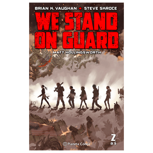We Stand on Guard nº 2