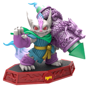 Figura Skylanders Imaginators Hard Boiled Flare Wolf - Easter Holiday