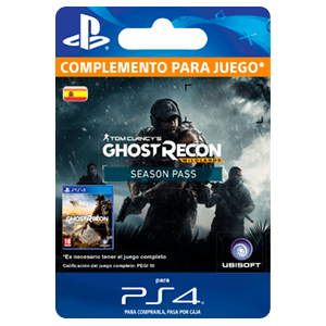 Tom Clancy's Ghost Recon Wildlands - Season Pass PS4