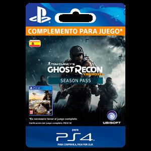 Tom Clancy's Ghost Recon Wildlands - Season Pass PS4