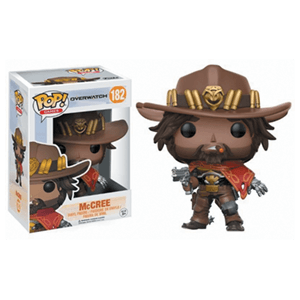 Figura Pop Overwatch McCree