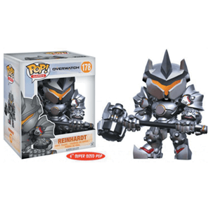 "Figura Pop Overwatch 6"" Reinhardt"