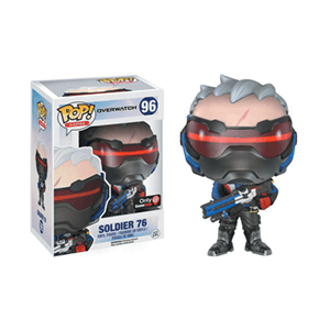 Figura Pop Overwatch Soldier 76
