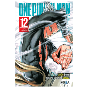 One Punch Man nº 12