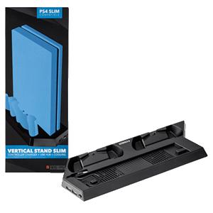 Soporte Vertical para PS4 Slim Indeca