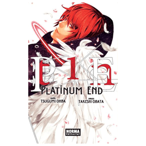 Platinum End nº 1