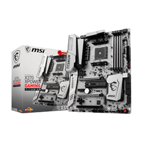 MSI X370 XPower Gaming Titanium AM4