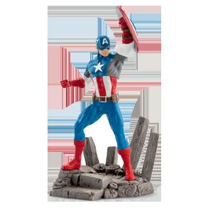 Figura Marvel: Capitán América