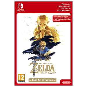 Zelda: Breath of the Wild Expansion Pass - NSW