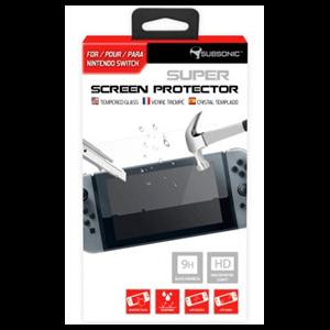 Protector de Cristal Templado para Nintendo Switch Nobilis