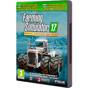 Farming Simulator 17 - Official Expansion Big Bud