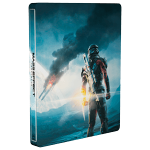 Steelbook Mass Effect Andromeda