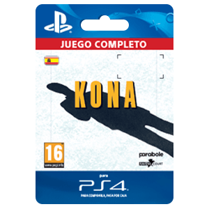 Kona PS4