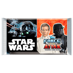 Sobre Star Wars Force Attax