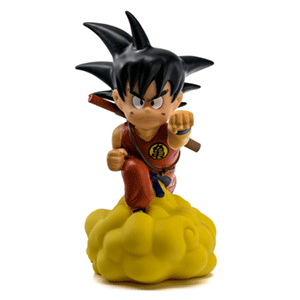Hucha Dragon Ball: Goku en Kinton