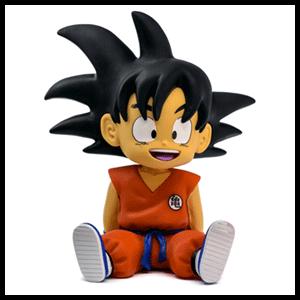 Hucha Dragon Ball Z: Son Goku 15Cmcm