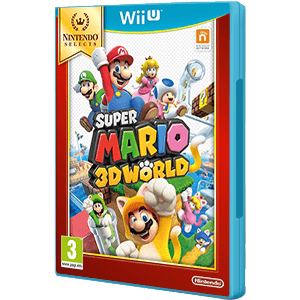 Super Mario 3D World Nintendo Selects