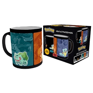 Taza Termosensible Pokemon: Evolution
