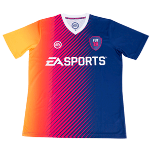 Camiseta Oficial Fifa 18 Local Talla L