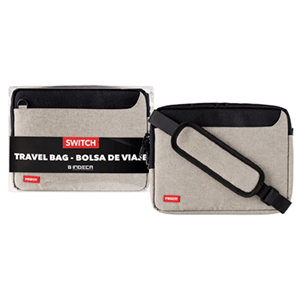 Bolsa Travel para Nintendo Switch Indeca