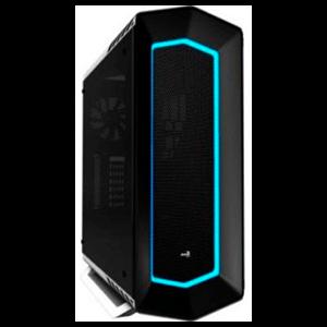 Aerocool P7C1WG Negra RGB - Cristal Templado - ATX Mid Tower