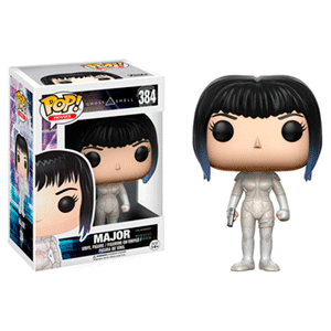 Figura Pop Ghost In The Shell Mayor Kusanagi