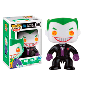 Figura Pop DC Joker (Clásico)