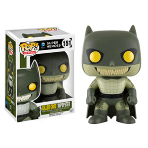 Figura Pop DC Killer Croc Impostor (Batman)