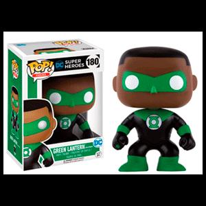 Figura Pop DC Linterna Verde (John Stewart)