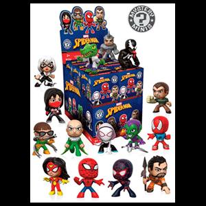 Mystery Minis Spider Man Figura Sorpresa