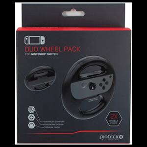 Pack de 2 Volantes para Nintendo Switch Gioteck