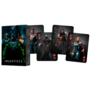 Injustice 2 - Baraja de cartas