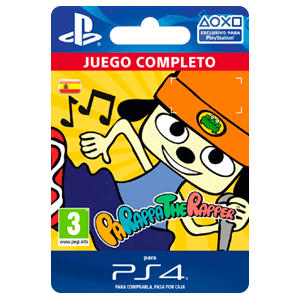 PaRappa the Rapper Remastered PS4