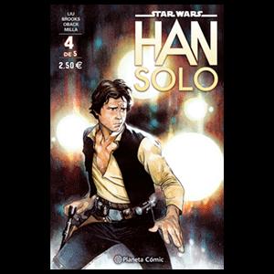 Star Wars: Han Solo nº 4