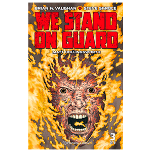 We Stand on Guard nº 3