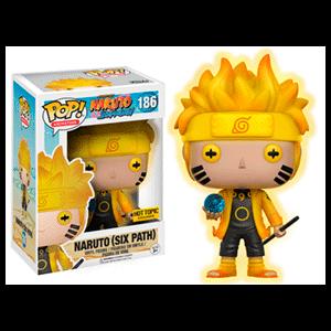 Figura Pop Naruto Shippuden Naruto De Las Seis Sendas