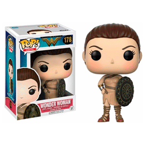 Figura Pop Wonder Woman Amazona
