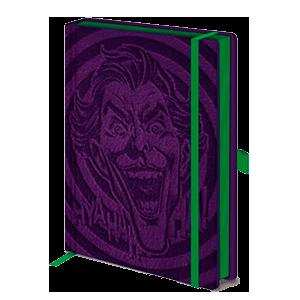 Libreta Premium DC Joker