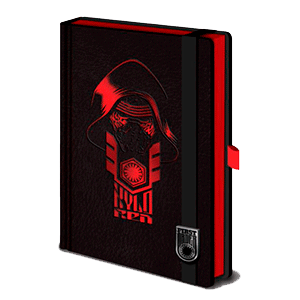 Libreta Premium Star Wars EP7 Kylo Ren