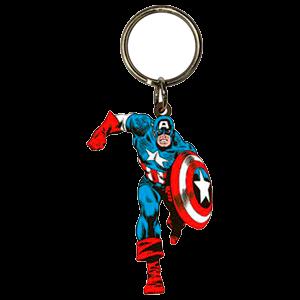 Llavero Marvel Capitan America